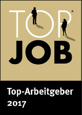 Top Job Siegel Top Arbeitgeber 2017