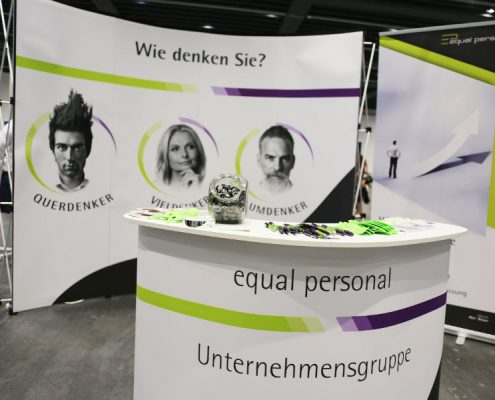 Messe job40plus Stuttgart